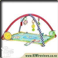 gloworld music and lights play mat