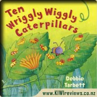 Product image for Ten wriggly wriggly caterpillars