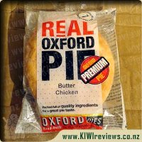 Product image for Oxford Butter Chicken pie