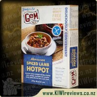 Product image for GEM Moroccan Spiced Lamb Hotpot