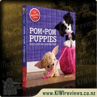 Product image for Klutz Pom Pom Puppies