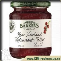 New Zealand Redcurrant Jelly