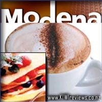 Product image for Modena Cafe