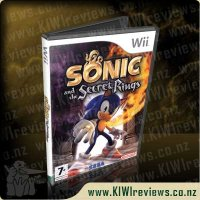 Product image for Sonic & the Secret Rings