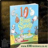 Product image for 10 Funny Sheep