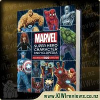 Product image for Marvel Super Hero Character Encyclopedia