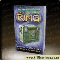 Product image for The Infinity Ring - 6 - Behind Enemy Lines