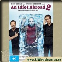 An Idiot Abroad: Series Two
