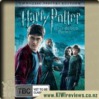 Harry Potter: 6: The Half-Blood Prince