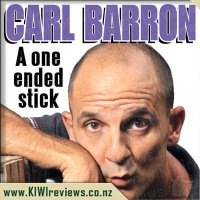 Carl Barron - A One-ended Stick