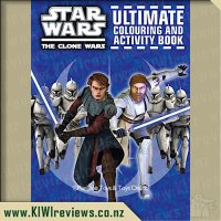 Product image for Star Wars The Clone Wars - Ultimate Colouring and Activity Book