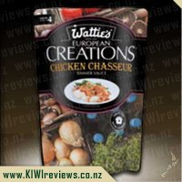 Product image for European Creations - Watties Chicken Chasseur