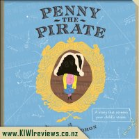 Product image for OPSM Penny The Pirate Eye Screening Kit