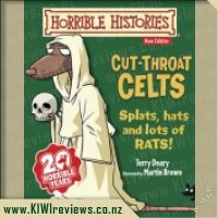 Product image for Horrible Histories: Cut-Throat Celts (Junior Edition)