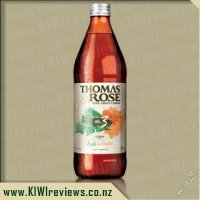 Thomas and Rose #3 - Apple and Ginger Cider