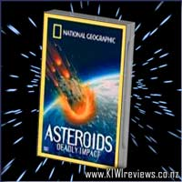 Product image for National Geographic : Asteroids - Deadly Impact