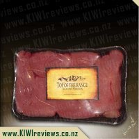 Top of the Range Ruahine Venison Steaks