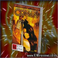 Product image for Conan : The Barbarian