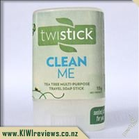 Product image for Twistick Clean Me - Travel Soap