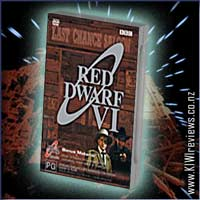 Product image for Red Dwarf - Series 6