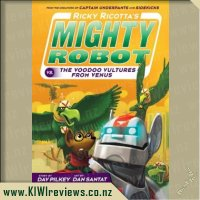 Product image for Ricky Ricotta's  Mighty Robot  vs the Voodoo  Vultures from  Venus