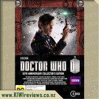 Doctor Who: 50th Anniversary Collectors Edition