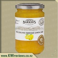 NZ Squeezed Lemon Curd