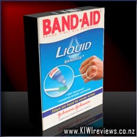 Product image for Band-Aid Liquid Bandage