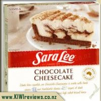 Product image for Chocolate Cheesecake