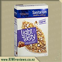 Sanitarium Light & Tasty - Golden Almond Crunch with Coconut and Clusters