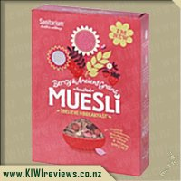 Sanitarium Berry & Ancient Grains Toasted Muesli
