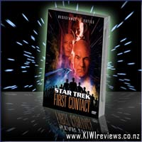 Star Trek : 8 : First Contact