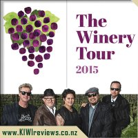 Product image for The Winery Tour 2015