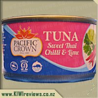 Product image for Pacific Crown Tuna - Sweet Thai Chilli & Lime
