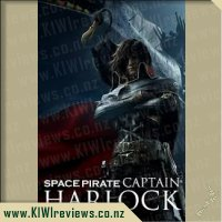 Product image for Space Pirate Captain Harlock
