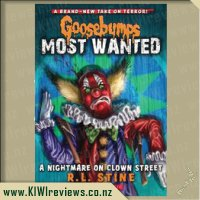 Product image for Goosebumps Most Wanted #7: A Nightmare on Clown Street