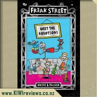 Product image for Freak Street: Meet the Robotsons