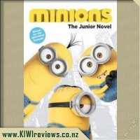 Product image for Minions: Book of the Film