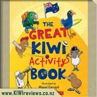 Product image for The Great Kiwi Activity Book