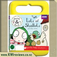 Sarah & Duck: Lots of Shallots and other stories
