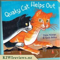 Product image for Quaky Cat Helps Out