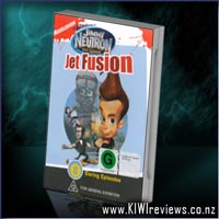 Jimmy Neutron, Boy Genius - Jet Fusion