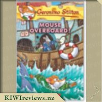 Geronimo Stilton 62: Mouse Overboard