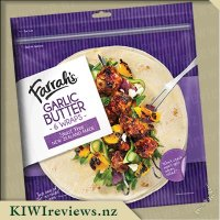Product image for Farrah's Wraps - Garlic Butter