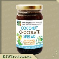 Coconut Chocolate Spread