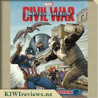 Product image for Marvel's Captain  America  Civil War:  Movie Storybook