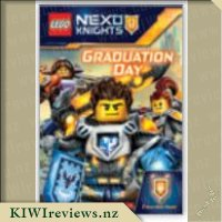 Product image for Lego Nexo Knights Graduation Day