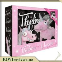 Thelma the Unicorn Boxed Set Mini HB + Plush