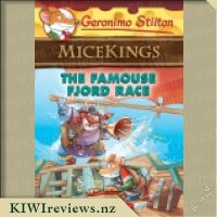 Geronimo Stilton Micekings #2: The Famouse Fjord Race