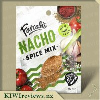 Product image for Farrah's Mexican Range - Nacho Spice Mix